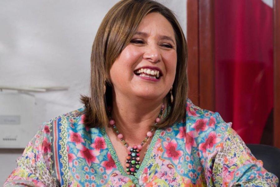 Xochitl Galvez apoyara campana de Anaya sin renunciar a Miguel Hidalgo