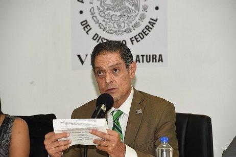 Inicia ALDF integracion de expedientes contra Rigoberto Salgado