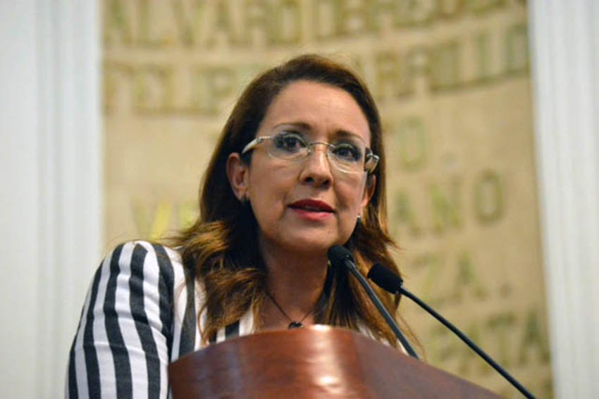 Sin color partidista Ley de Coordinacion Fiscal: Elena Segura