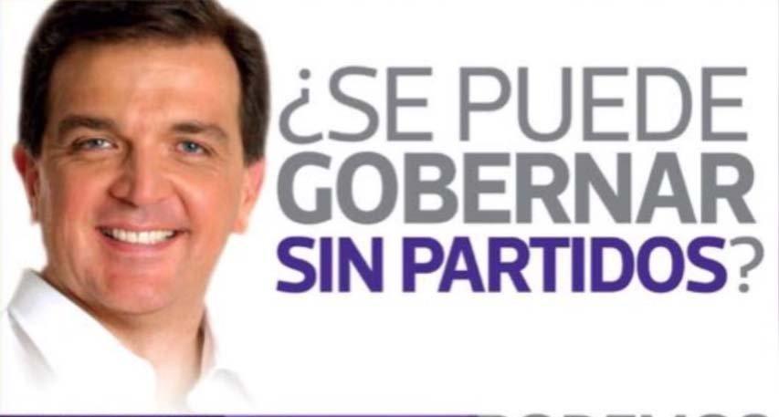 Encabeza Xavier Gonzalez firmas de independientes