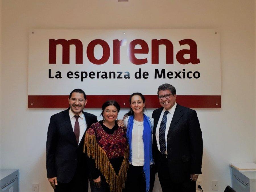 Encuentro de aspirantes de Morena, ¿por unidad o conveniencia?