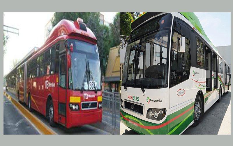 Factible integrar Metrobus y Mexibus