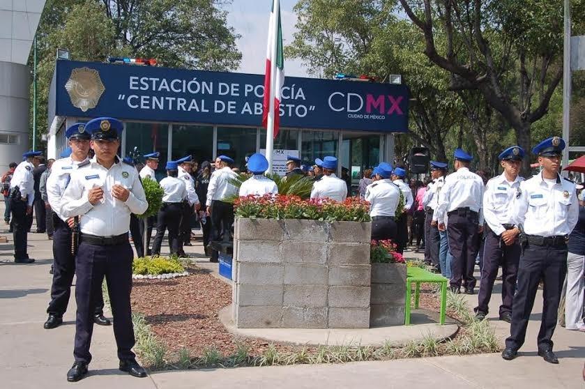 Policia CDMX arresto a mas de 190 mil agentes en 7 anos