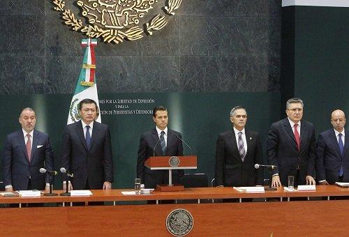 Ofrece CONAGO castigo a homicidas de periodistas