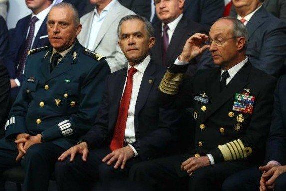 Advierte Mancera que la Ley de Seguridad Interior compromete la soberania de las estados