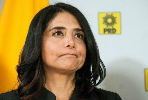 Ordena Tribunal a Barrales dejar dirigencia del PRD
