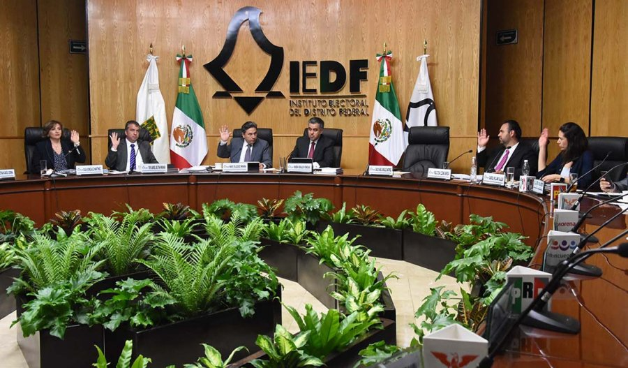 IECM define criterios para nueva division territorial