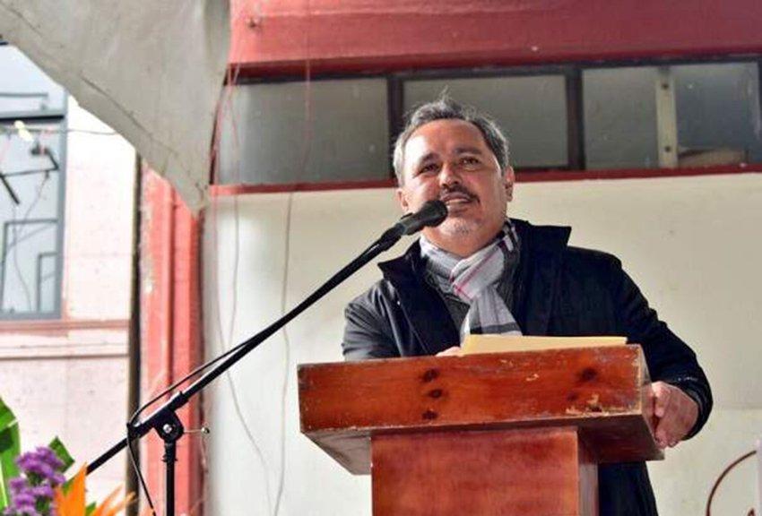 Pedira ALDF cuentas a Rigoberto Salgado