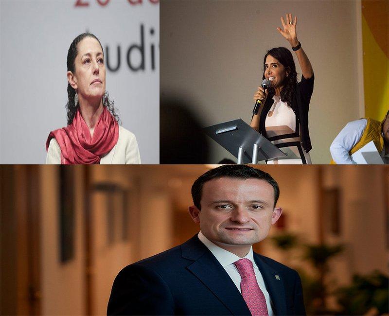 Ataques, descalificaciones y pocas propuestas en debate