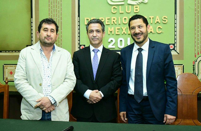 Jose Luis Beato sera enlace de Morena con empresarios