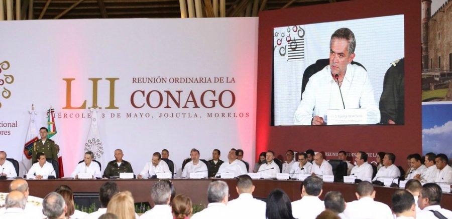 Conago no es plataforma para el 2018: Mancera
