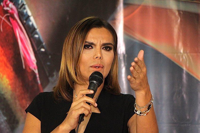 Diana Sanchez Barrios quiere ser Alcaldesa