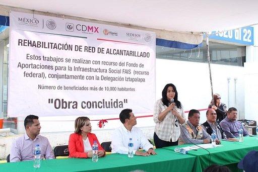 Tendra Iztapalapa $200 mdp de fondos federales