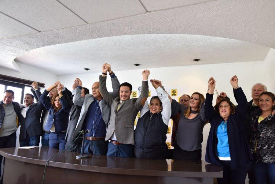 Minimiza PRD desbandada de militantes en Miguel Hidalgo