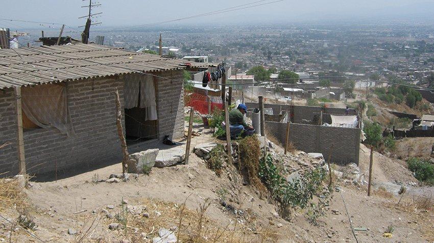 Nueve delegaciones concentran asentamientos irregulares