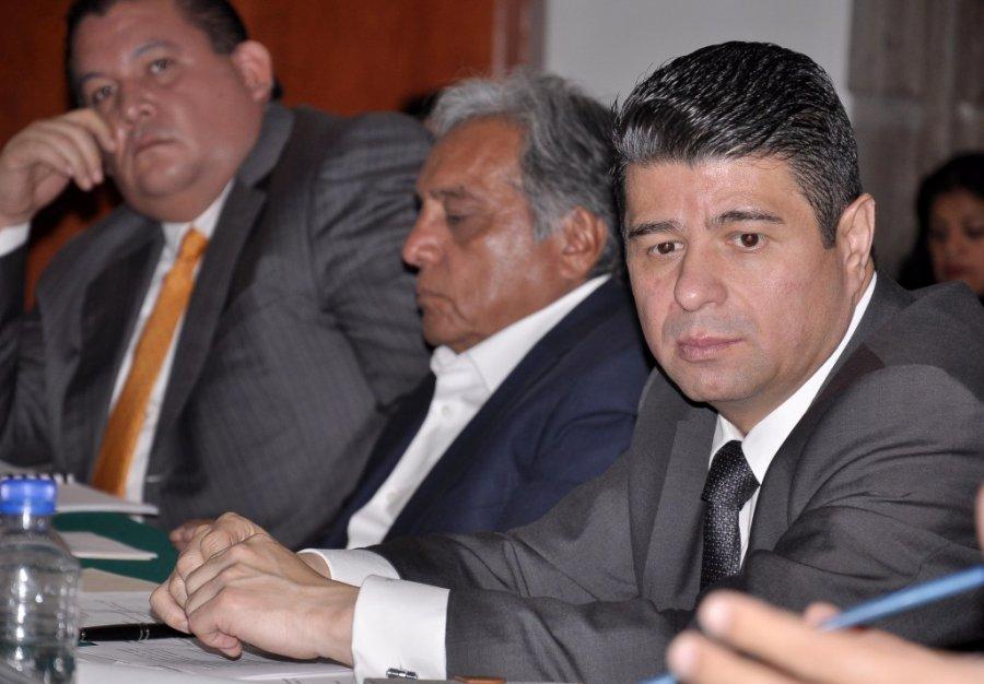El PRI esta en paz, dice Israel Betanzos