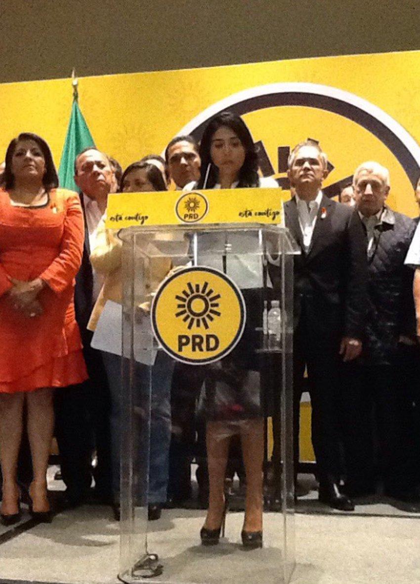 PRD cristaliza propuesta Mancerista (Frente Amplio Democratico)
