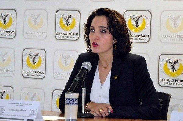 Asamblea llama a cuentas a Tanya Muller