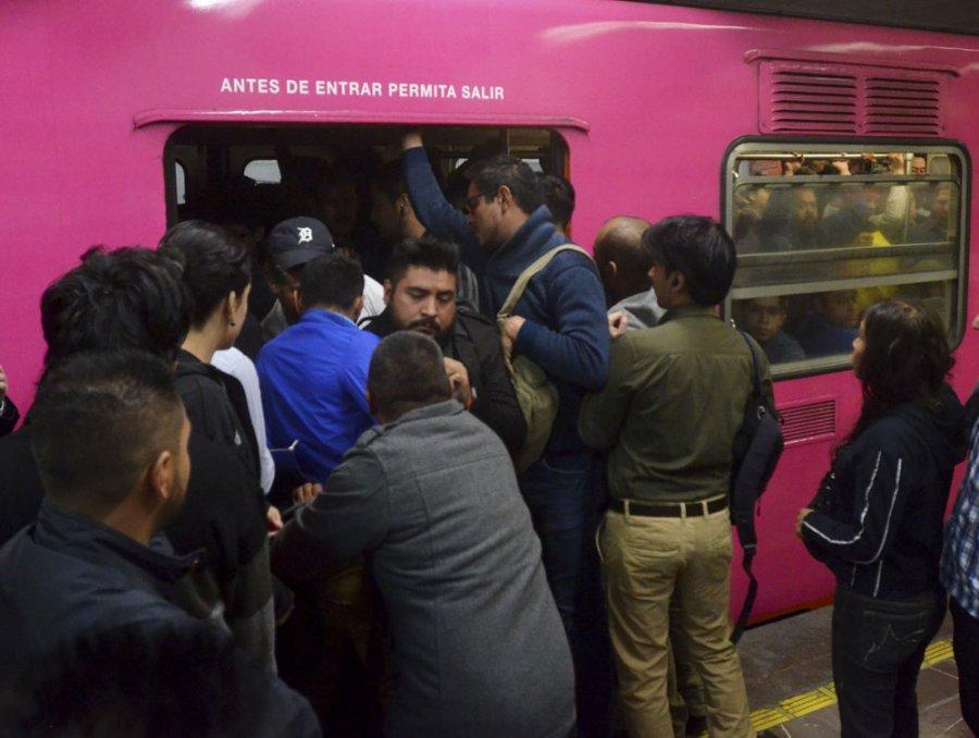 Se incrementan robos en el Metro, advierte diputada