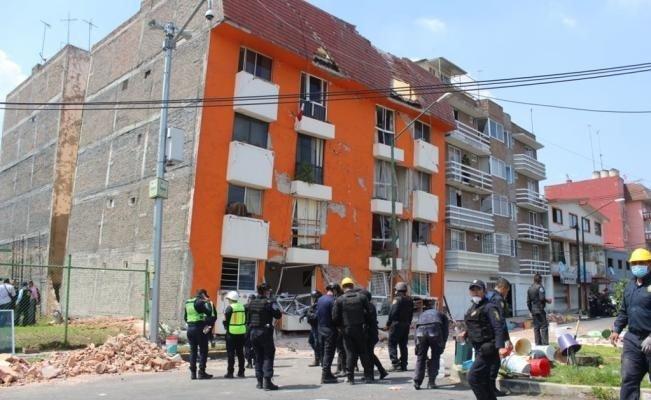 Iztapalapa tambien sufre afectaciones tras el sismo