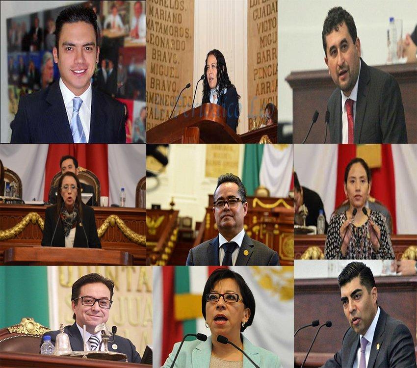 ¿Que hacen los politicos chilangos en Semana Santa?