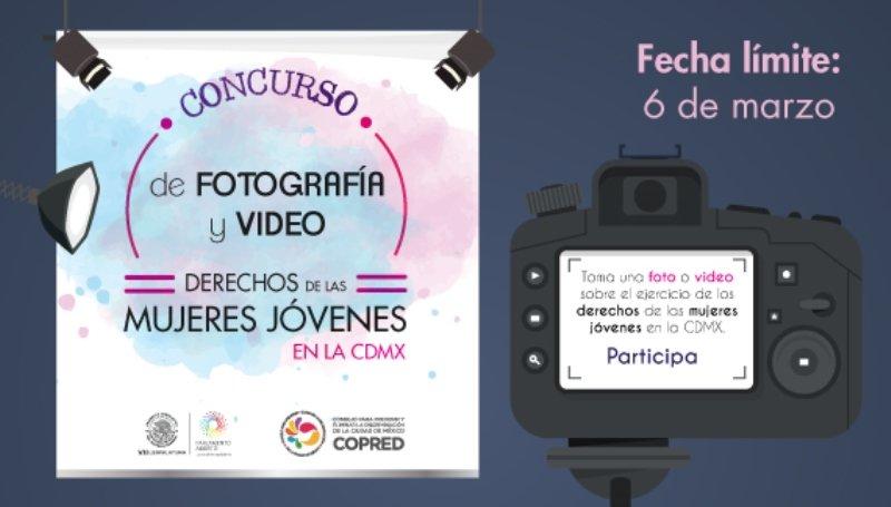 Convocan a concurso de foto y video sobre derechos de mujeres