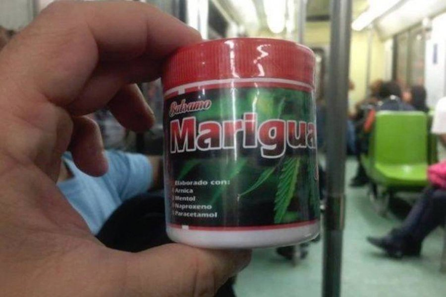 La Constitucion CDMX y el mariguanol