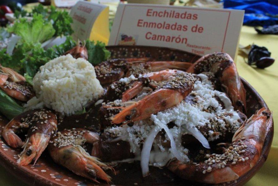 A Iztapalapa por la enchilada