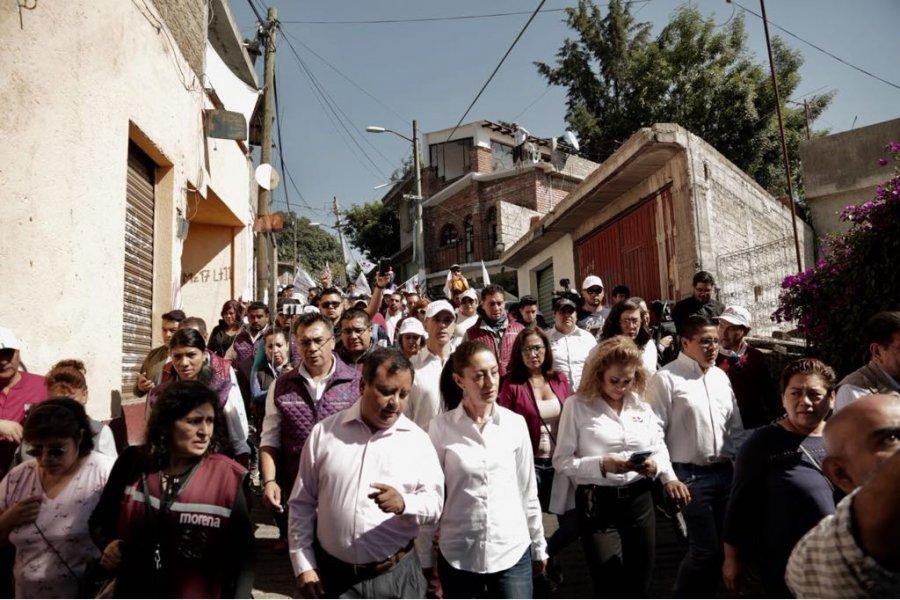 No queremos la guerra del narco en la Ciudad de Mexico: Sheinbaum