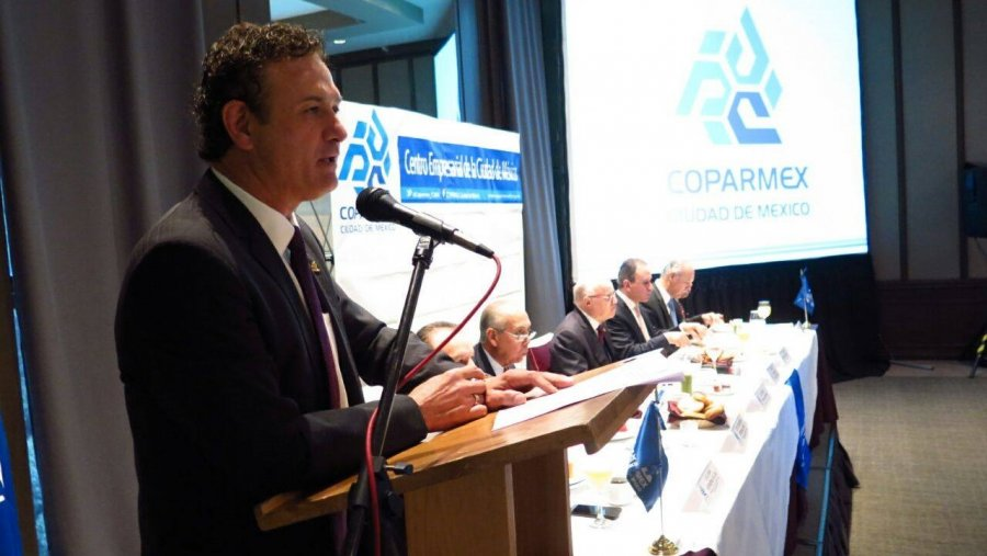 Trabas a tramites provocan corrupcion: COPARMEX CDMX