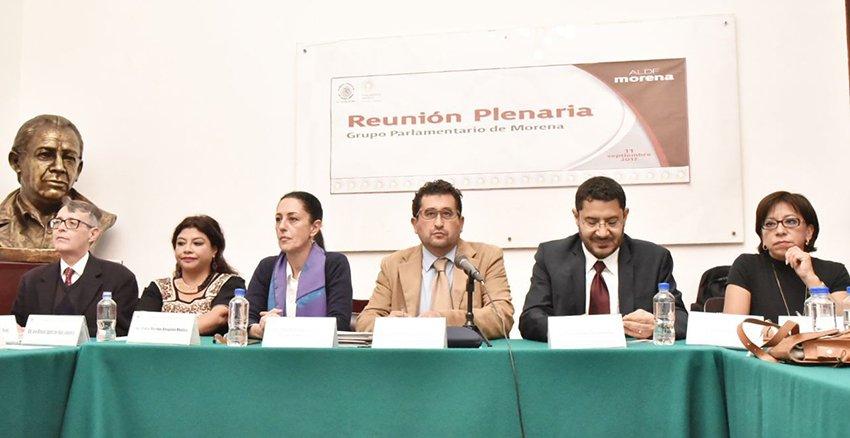 Advierte Morena, no permitira castigo presupuestal a delegaciones
