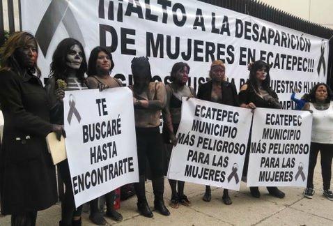 Ofrecen ayuda para frenar feminicidios en Edomex