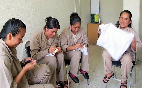 Hay menos mujeres en carceles chilangas