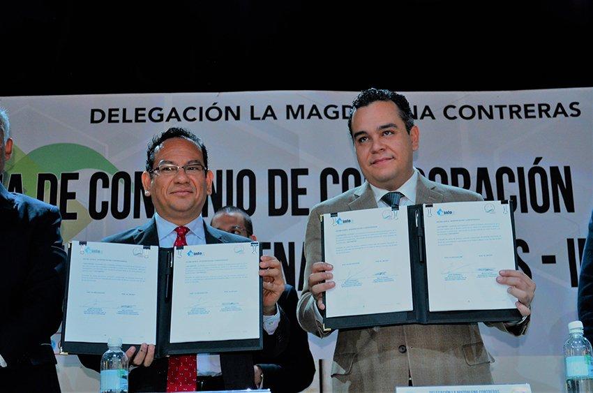 Abrira Fernando Mercado su gestion a ciudadanos