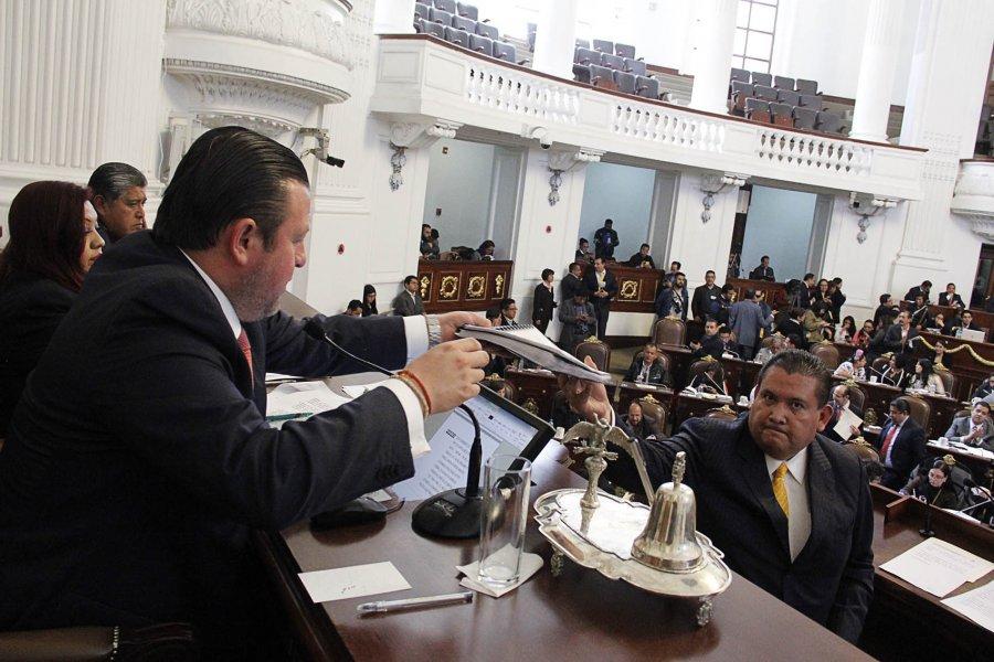 Plantea PRD Gobierno de Coalicion en CDMX