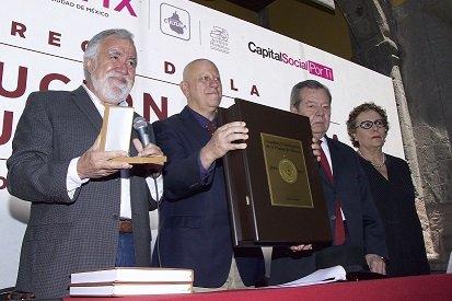 Constitucion CDMX a resguardo del Archivo Historico