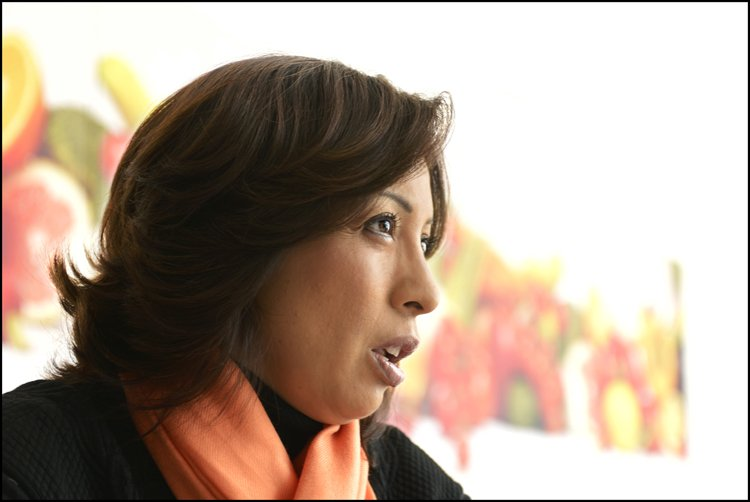 Esthela Damian, el rostro de Movimiento Ciudadano