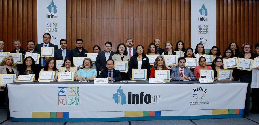 CDMX referente nacional en Acceso a Informacion