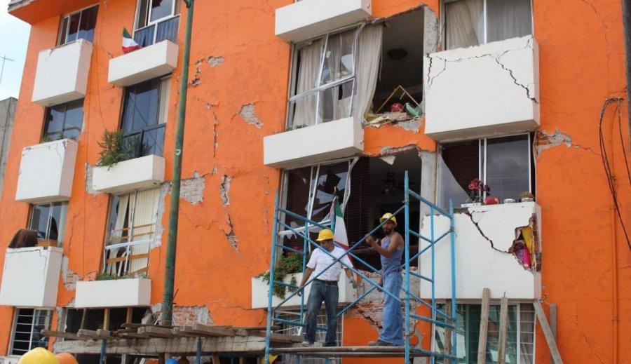 Crea GCDMX seguro para viviendas ante sismo