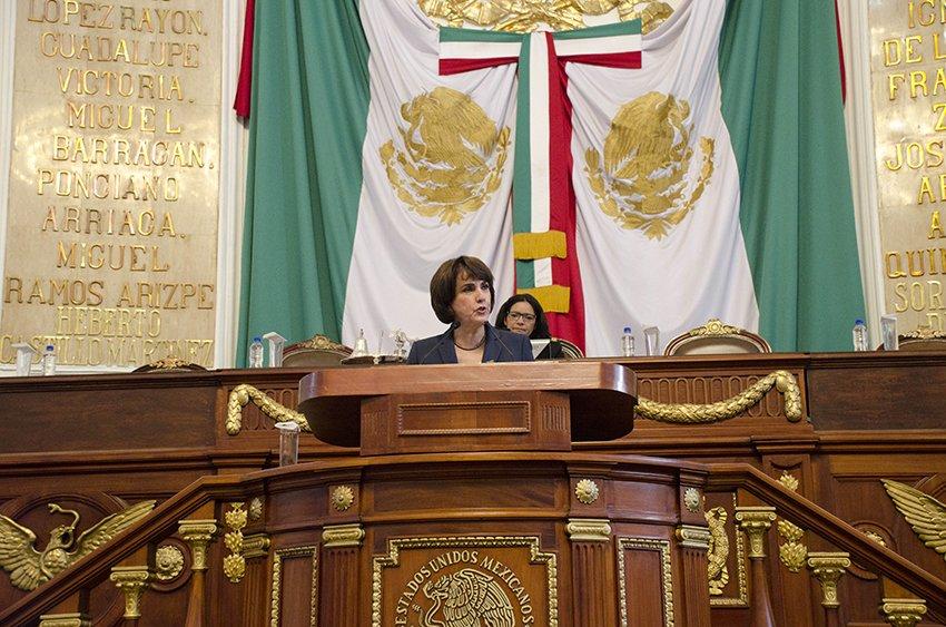 CDMX no se colapsa si hay una marcha: Patricia Mercado
