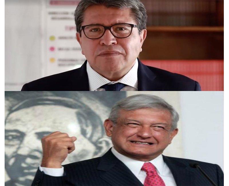 Monreal y Obrador, alguien tiene que perder