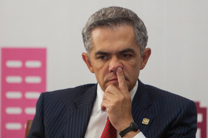 Las cartas no estan echadas: Mancera