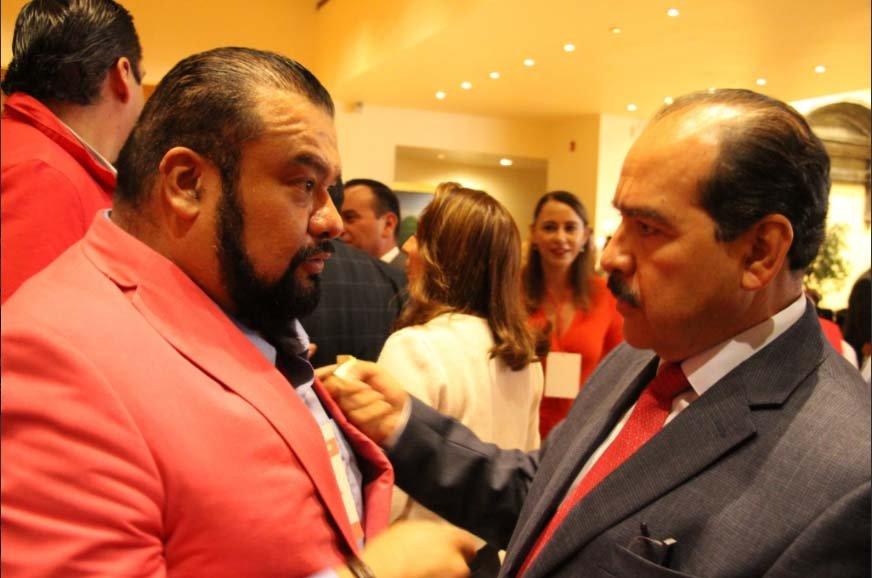 Reviven a Cuahtemoc Gutierrez en el PRI CDMX