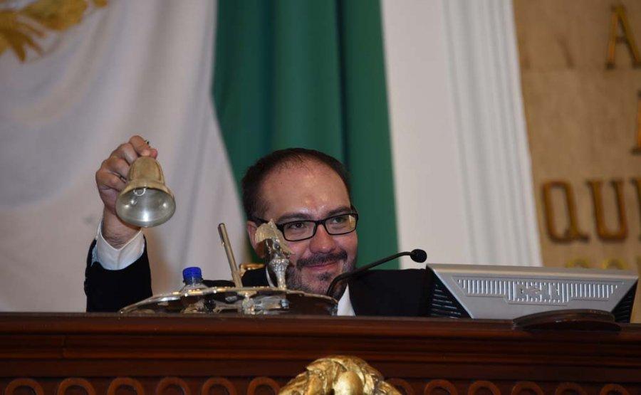 Aprueba ALDF observaciones de Mancera a la Ley Electoral
