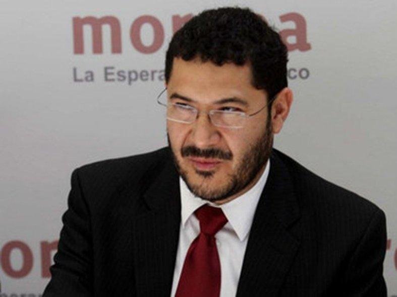 Al gobierno de Mancera le falta accion: Marti Batres