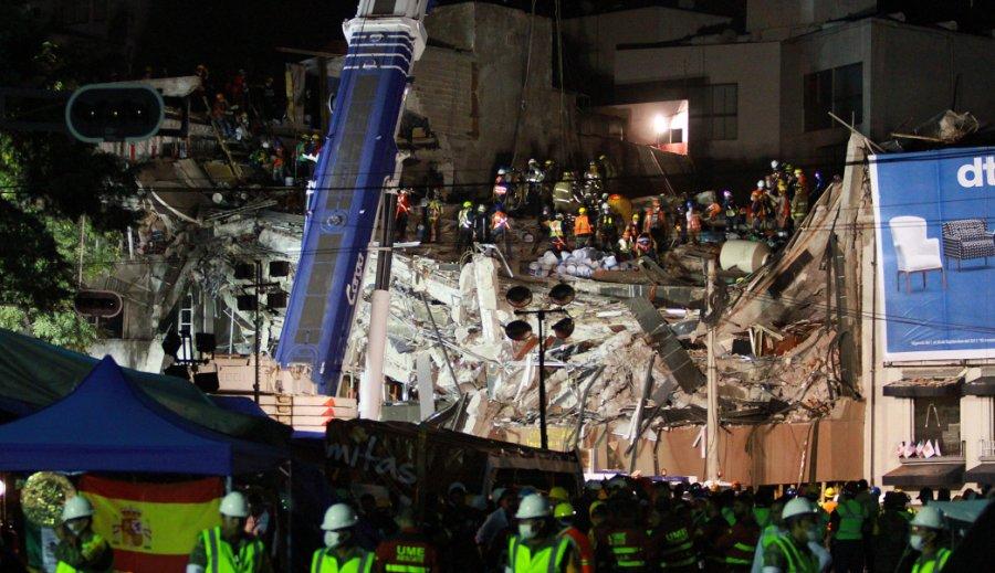 Exigen ciudadanos investigar a autoridades y constructores por muertes, derrumbes y danos del 19S
