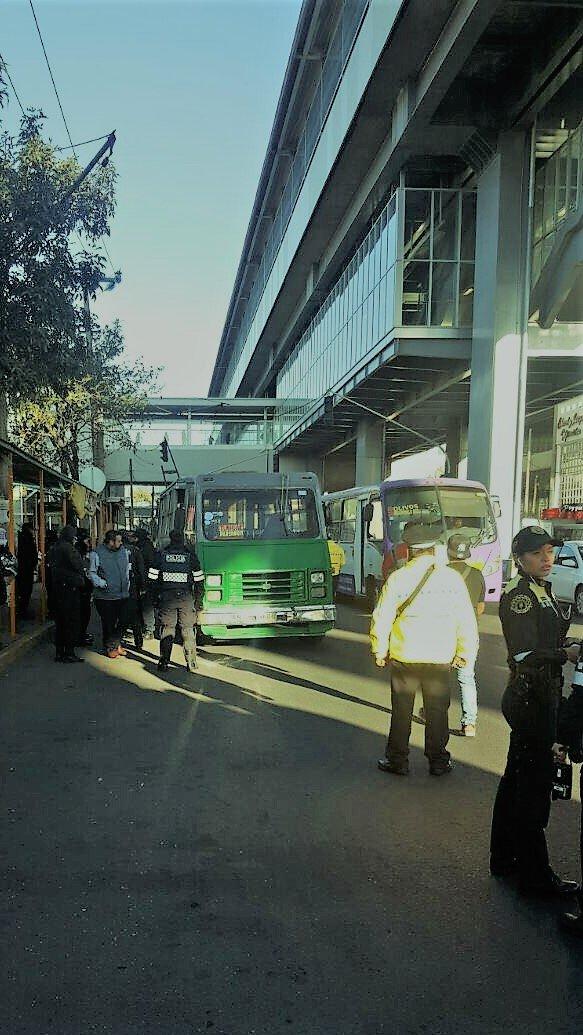 Sanciona Semovi a 87 unidades de transporte publico