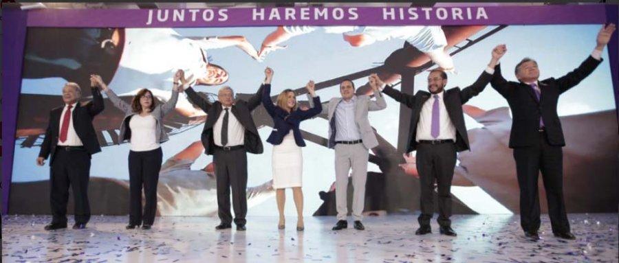 El sermon de Lopez Obrador