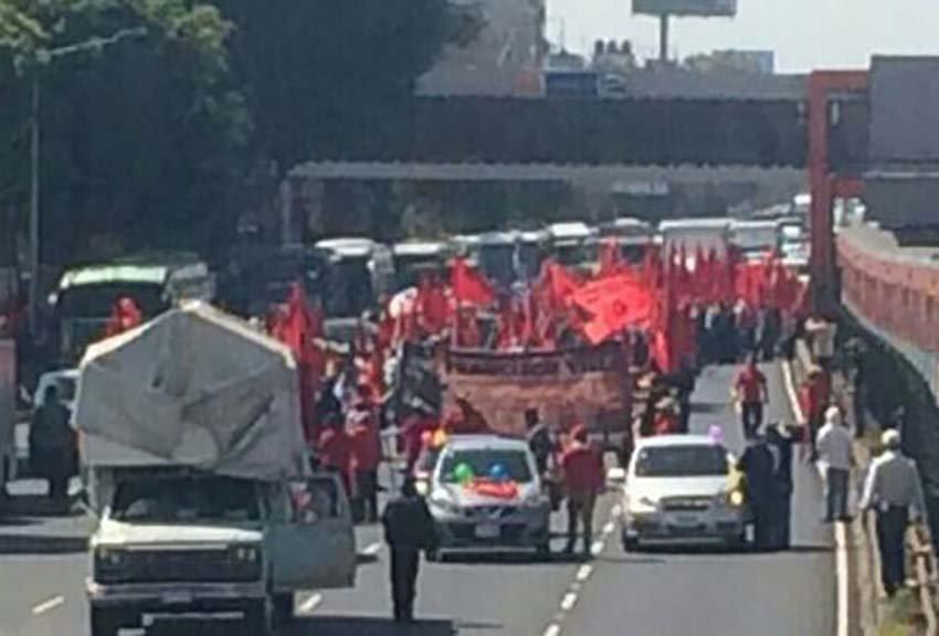 Frente Popular Francisco Villa apoya a Mancera