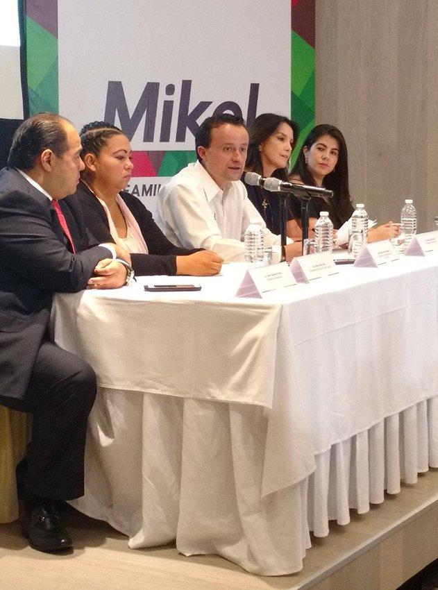 Prohiben a El Anden acceso a los eventos de Mikel Arriola